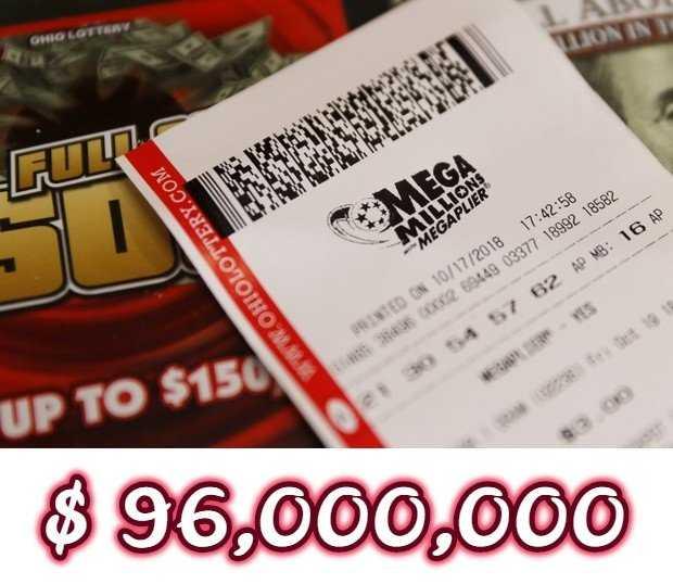 Archivio della lotteria megamilliony per 2015 anno