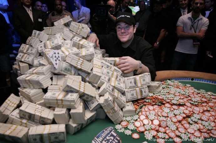 Вмоскве разыскивают первого лотерейного миллиардера