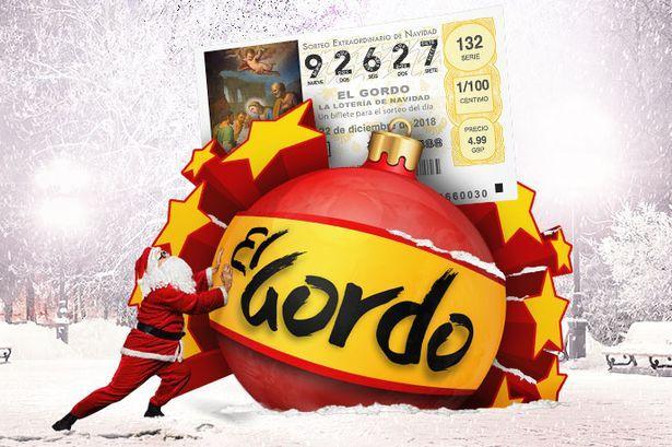 Spanish lottery el gordo (5 из 54 + 1 of 10)