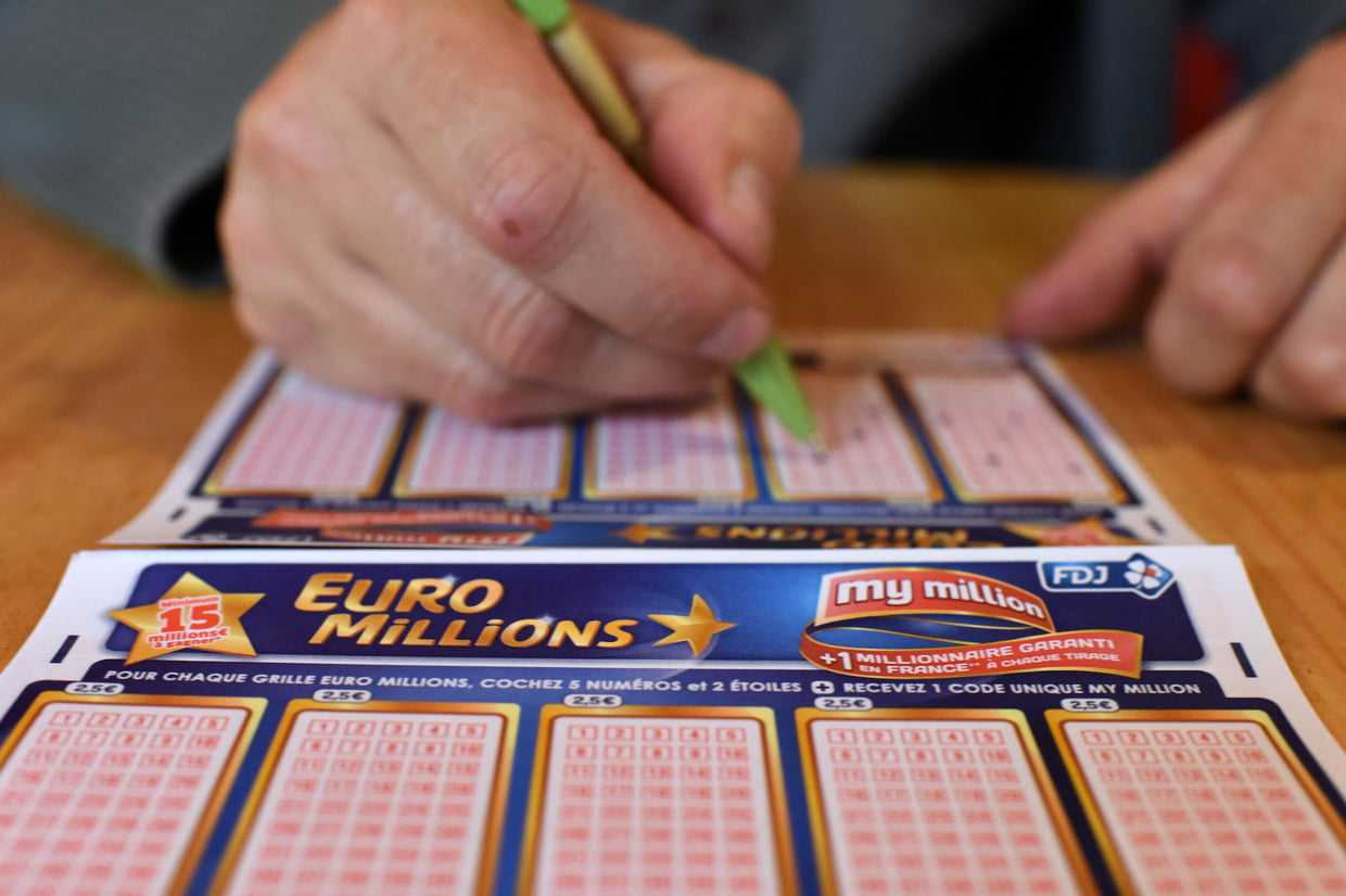 Euromillions superdraws: £ 115m på fredag ​​25. september