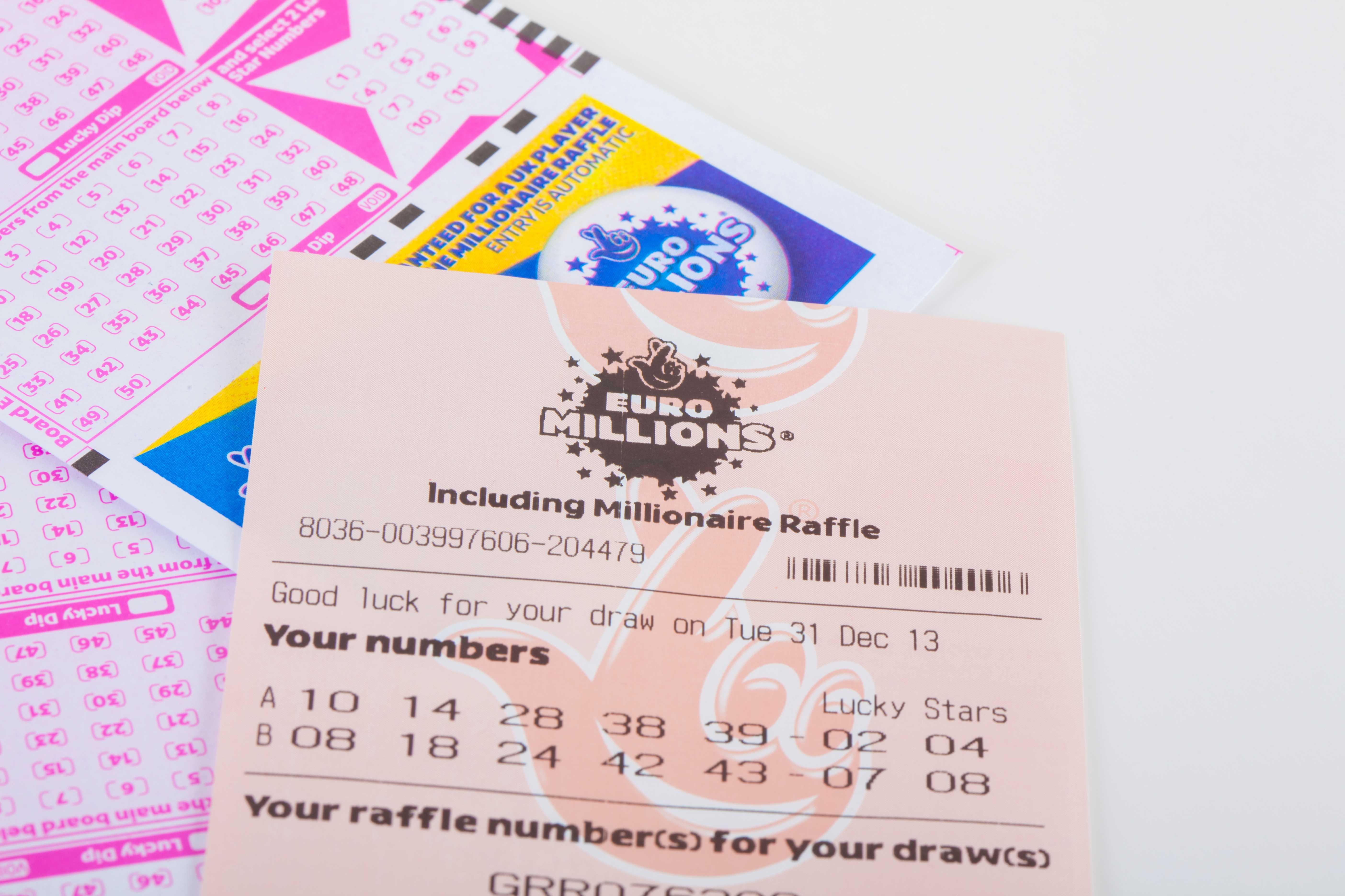 نصائح الفوز في Euromillions