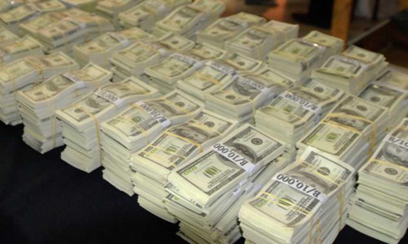 3000000000 dollar till rubel