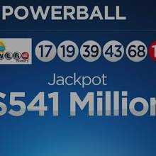 Us powerball jackpot swells to $650million | daily mail online