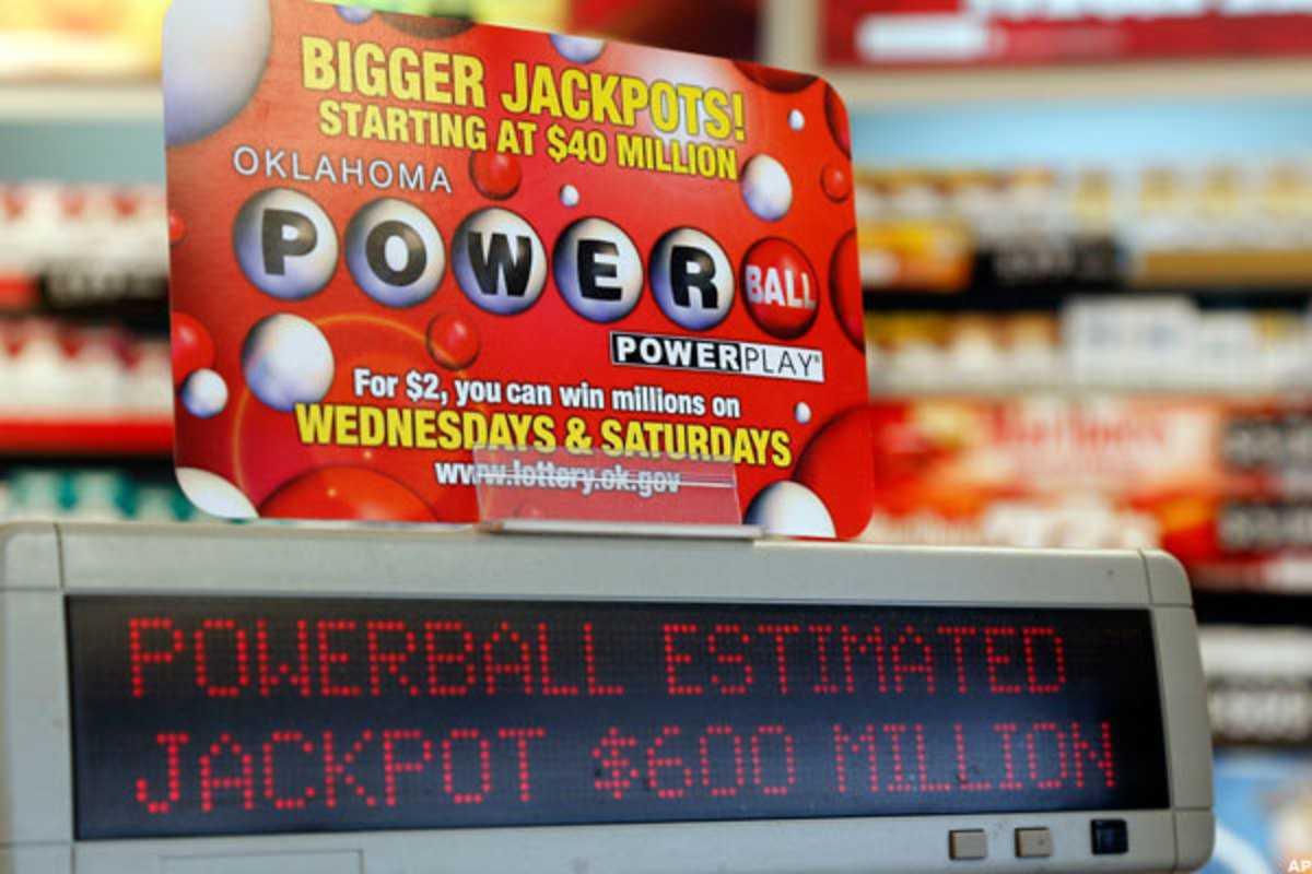 Американская лотерея powerball — покупка билета из россии