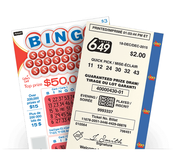 Kanada Lotto 6/49