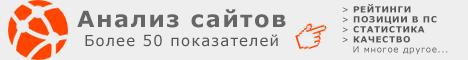Анализ сайта lotolev.ru