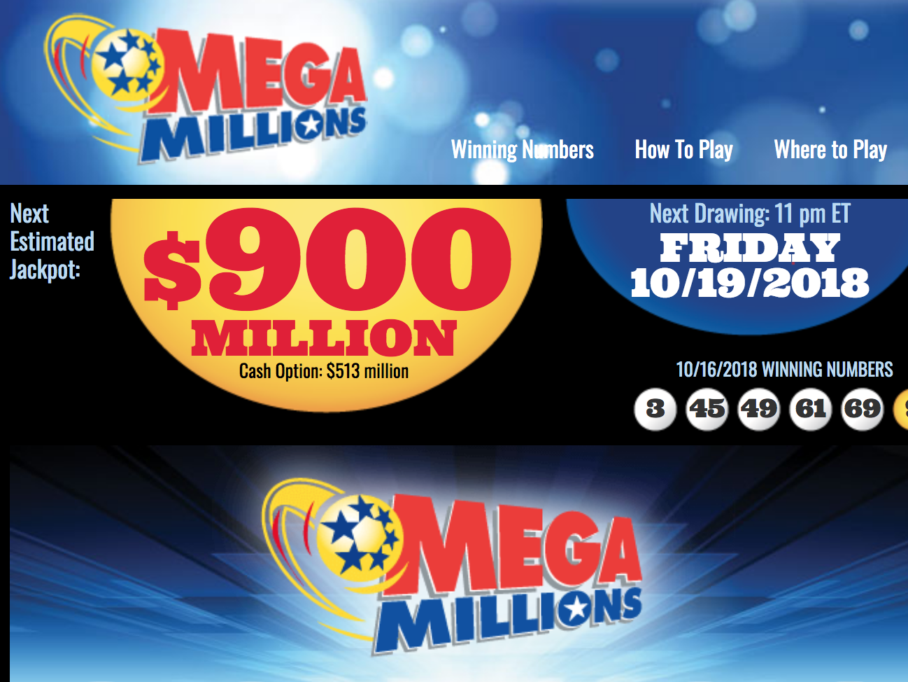 Лотерея megamillions — как играть из россии
