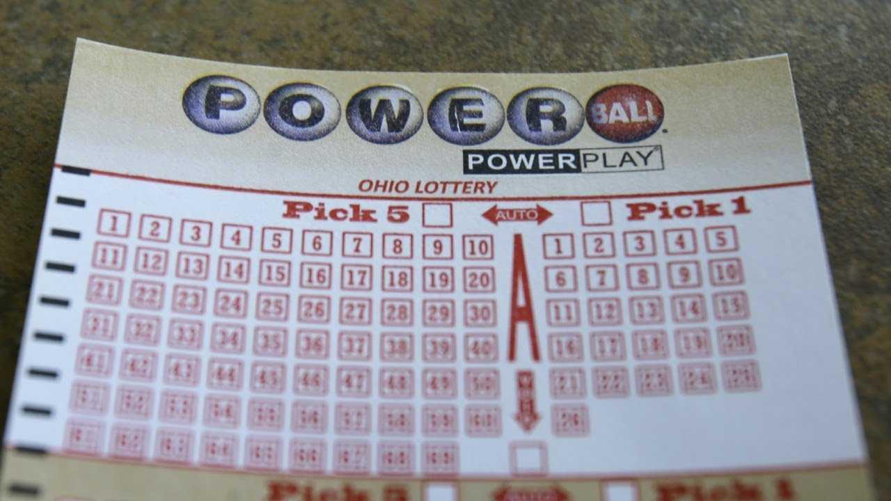 Wikizero - lotteri jackpot poster