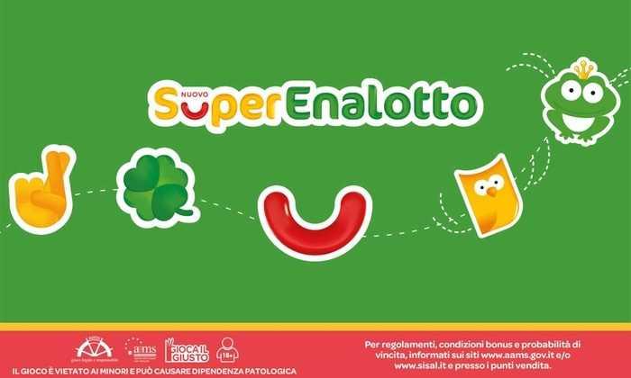 Superenalotto superstjerne