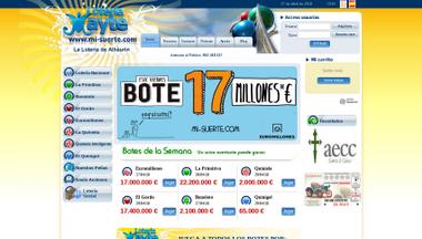 Websted hispaloto.es - online seo checker gratis analyse og hispaloto.es website seo revision | portal whois.uanic.name