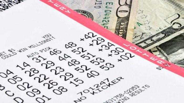 Налог на выигрыш