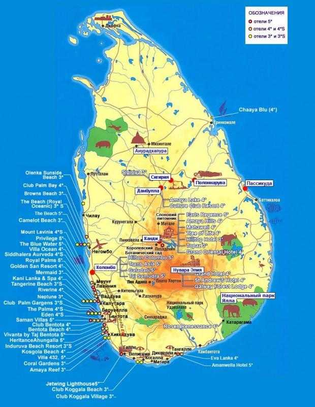 Halvat lennot Delhi - Sri Lanka alkaen 6 272 ruplaa aviasales.ru-sivustolla