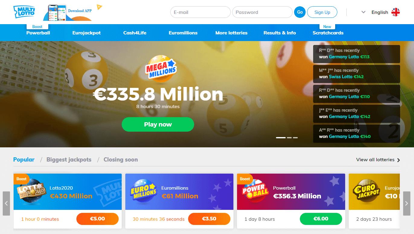 Лото - мошенники euro-millions.com - обзор и отзывы игроков