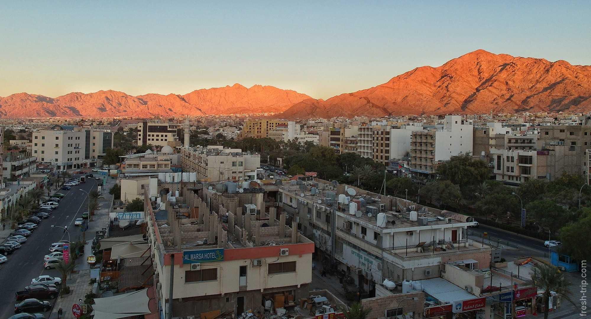 Об иордании - иорданское хашимитское королевство