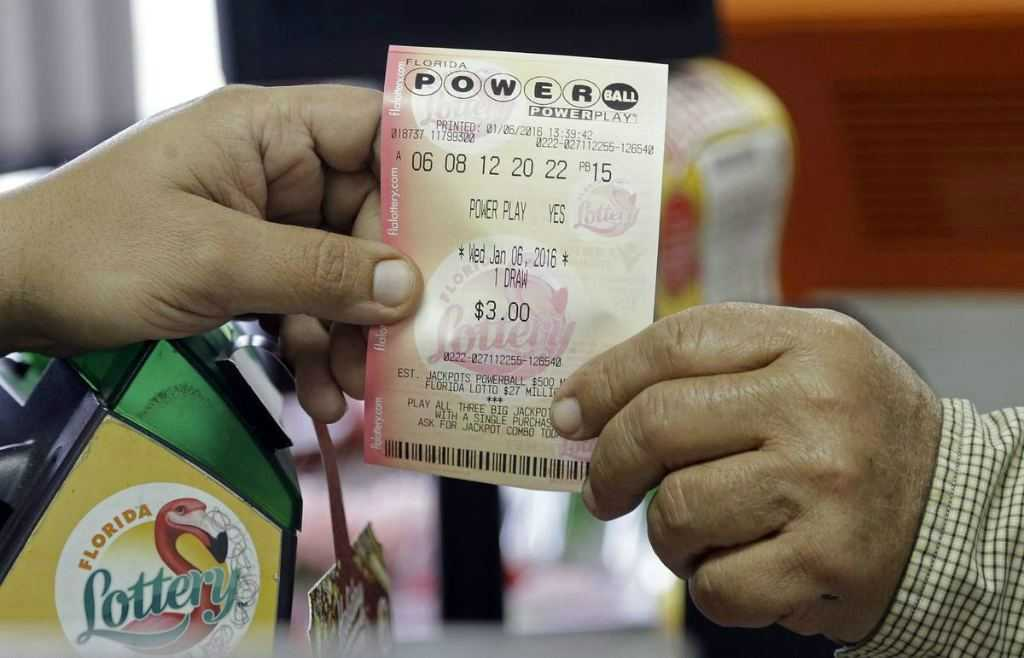 American powerball lottery - buying a ticket from Russia | lottery world