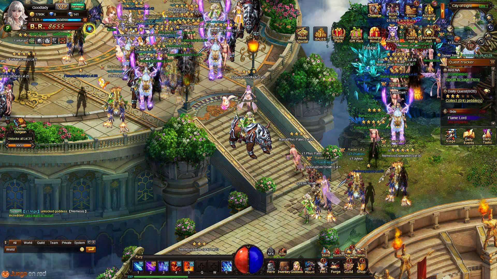 Браузерные онлайн игры - играть, 100% бесплатные!