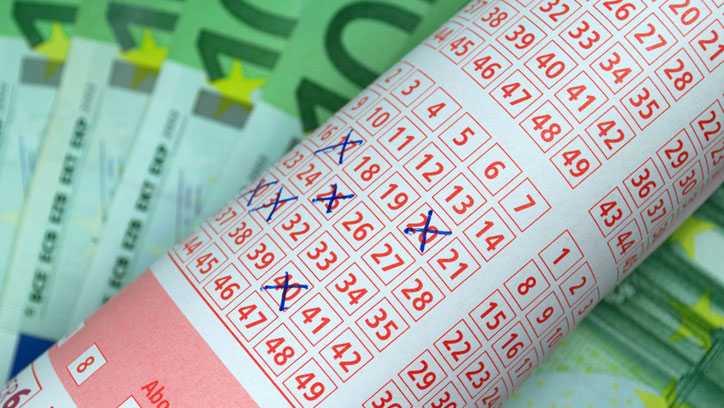 Primitiv - lotterieresultater. leg og tjek.