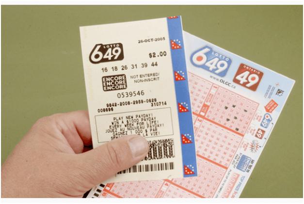 Lotteri lotteri 6 ud 49 - hvordan man spiller fra Rusland | lotteriverden